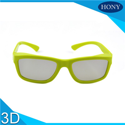 circular polarized 3d glasses for cinemas