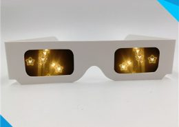 diffraction glasses for party use