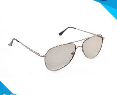 metal frame 3d glasses