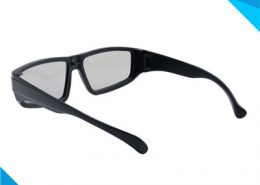 plastic imax 3d linear polarized glasses