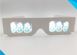 customize diffraction glasses