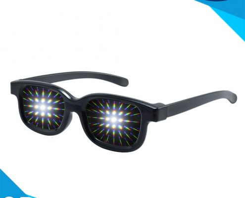 music events laser glasses
