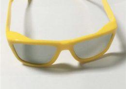 thin heart lens fireworks glasses