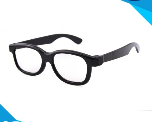 3d glasses cinema use