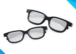 3d passive cinema glasses