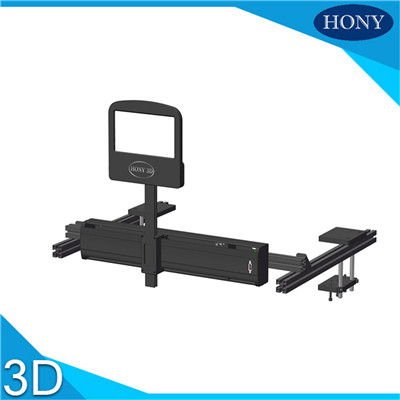 passive 3d cinema system hony3ds