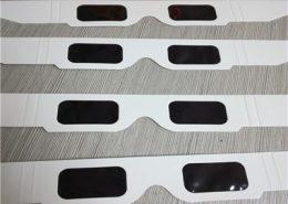paper solar eclipse glasses
