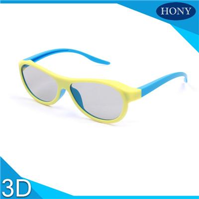 anti scratch 3d glasses