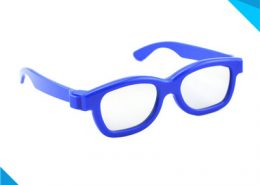 classic cinema 3d glasses for kids