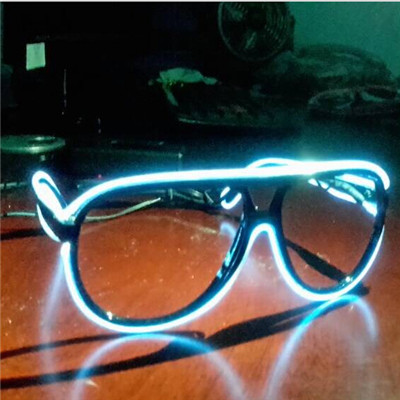 party flash el wire diffraction glasses