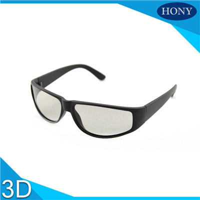 passive 3d glases more time use