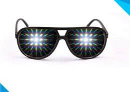 fashion 13500 lines diffraction glasses