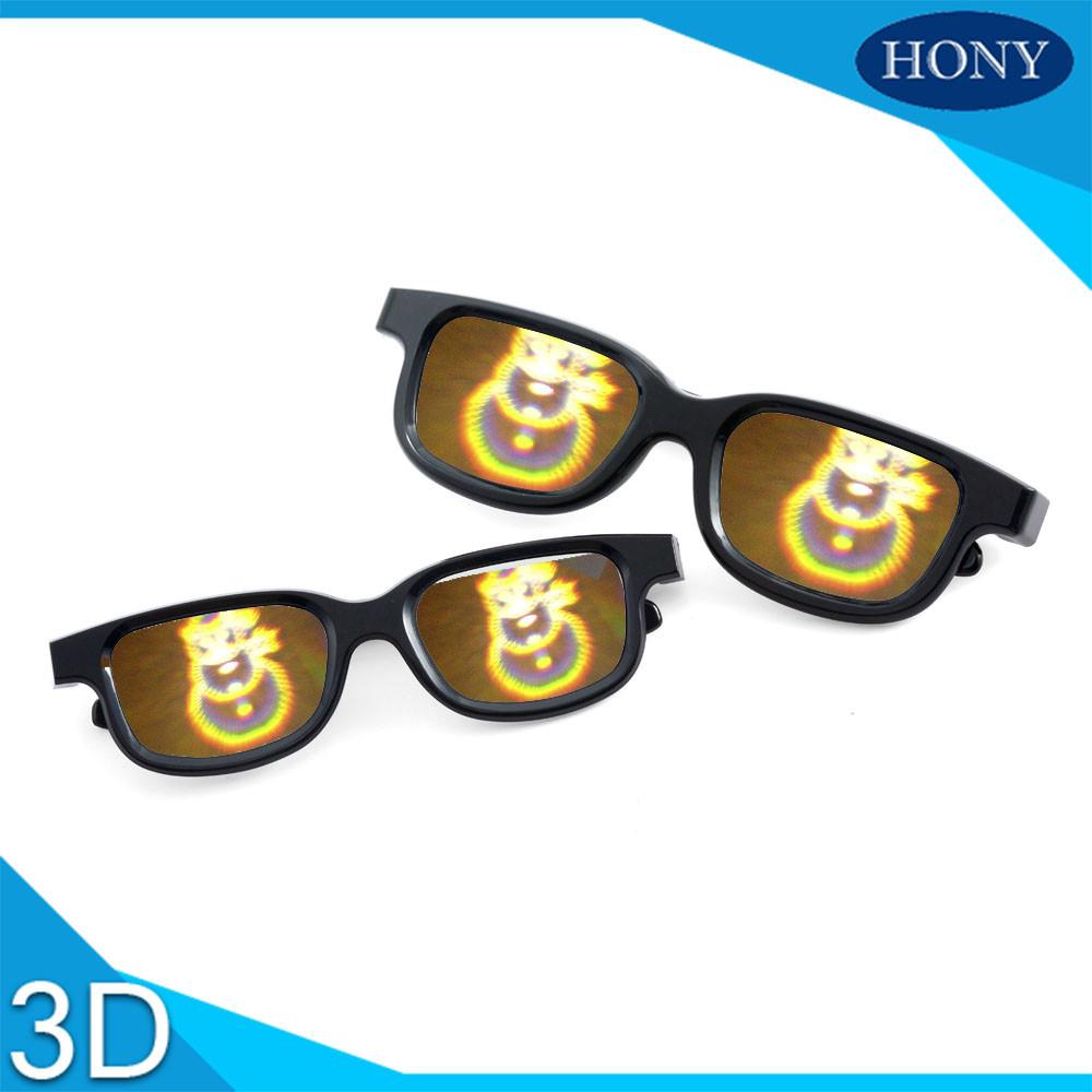 party snowman glasses