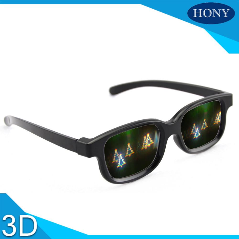 plastic prism glasses