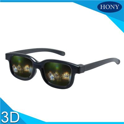 plastic santa fireworks glasses